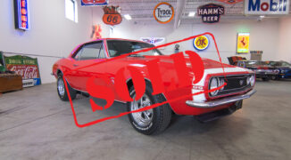 1967 Chevrolet Camaro (SOLD)