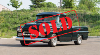 1959 Chevrolet Apache Pick-up (SOLD)